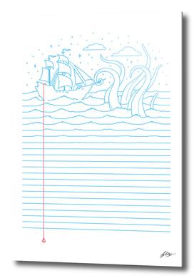 My Minds at Sea