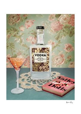 Vodka Still Life