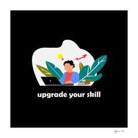 upgrade your skill