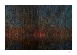 Reflection   Burning Shore