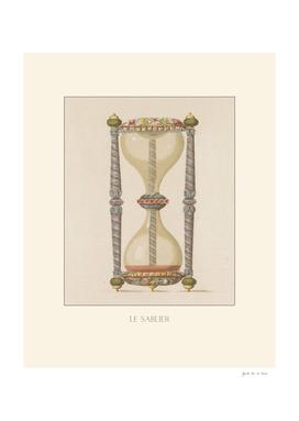 Le sablier - the hourglass, vintage, boho, folk, fashion