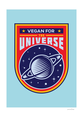 Vegan For The Universe