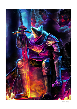 Lord of Cinder Abyss Watchers