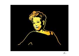 Bette Midler   Gold Series   Pop Art