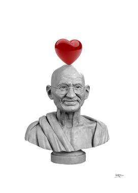 LOVE GHANDI