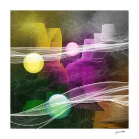 Digital Art-Galactic veils-4293 NV Copyright