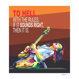 Eddie Van Halen Quotes.