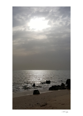 Dusk Senegal Africa