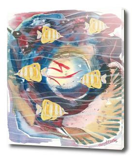 Abstract Underwaterworld