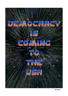 Democracy is coming - A Hell Songbook Edition