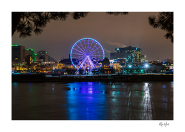 The Ferris Wheel Montreal