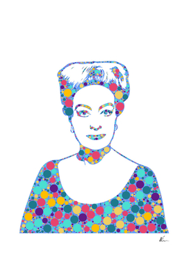 Joan Crawford | Hollywood Royalty | Pop Art