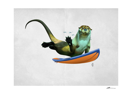 Otterly (Wordless)