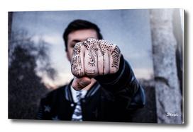 Tattoo fist