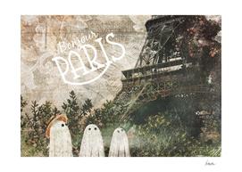 Bonjour Paris Ghosts