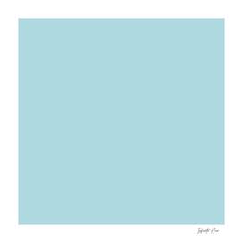 Powder Blue | Beautiful Solid Interior Design Colors