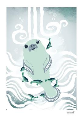 manati fish