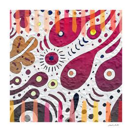Keerful abstract