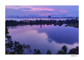Asian Sunset #3