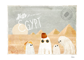 egypt ghosts