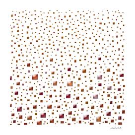 Rain of squares