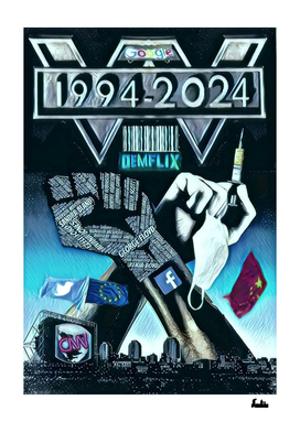ORWELL IT ALL STARTED IN 1994!