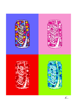 Coca Cola | Pop Art