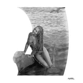 Mermaid smile