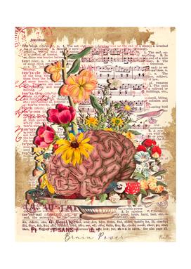 Brain power mama art