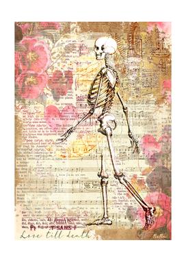Love till death mama art