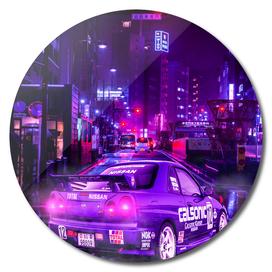 Tokyo Cyberpunk Skyline 2077