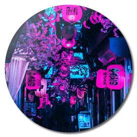 Tokyo Street Cyberpunk