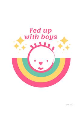 FED UO WITH BOYS