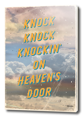 Knock Knock Knockin - A Hell Songbook Edition