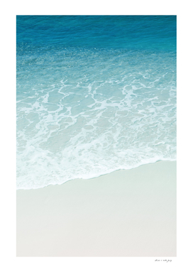 Caribbean Ocean Bliss #2 #tropical #wall #decor #art