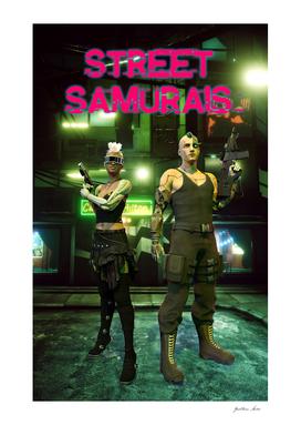 Street Samurais
