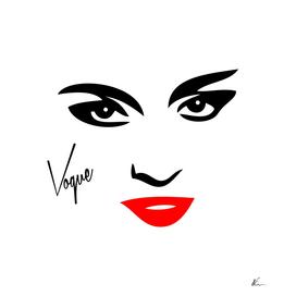 Madonna   Vogue   Pop Art