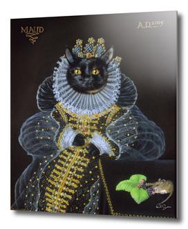 Maud - The Mouse Portrait