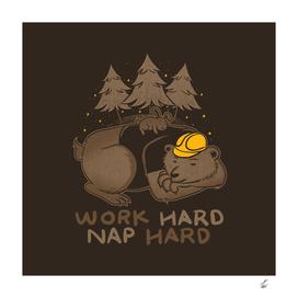 Work Hard Nap Hard