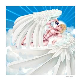 Bakugo Angel