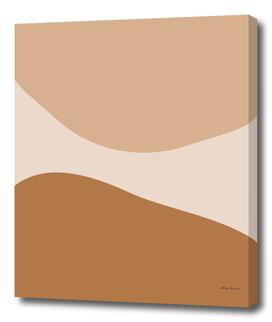 Mid century Modern Abstract