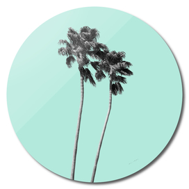 Tranquility Palms #3 #tropical #wall #decor #art