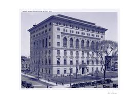 Detroit Athletic Club, c.1900
