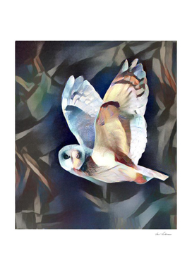 Modernist Owl,