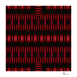Navajo Blanket Tribal Design 2