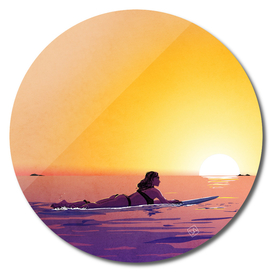 SURF GIRL 02