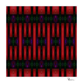 Navajo Blanket Tribal Design 6
