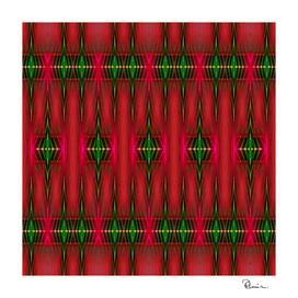 Navajo Blanket Tribal Design 7