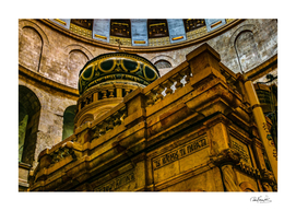 Holy Sepulchre Church, Old Jerusalem