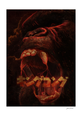 KING KONG - KING OF THE MONSTERS